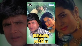 The story of Deewana Tere Naam Ka revolves around Shankar. Unaware of his royal lineage, Shankar is content to be a boatman. Shambu, a woodcutter, is Shankar's close friend. When both friends fall in love with  Reshma, an orphan girl, Shambu in a fit of jealousy, becomes Shankar's sworn enemy. He joins hands with the corrupt Diwan of the king and plots to drive away the gypsies. Will he be able to create difficulties for Shankar? Watch the full movie.