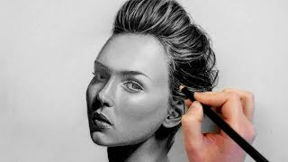 In this Part 2 Tutorial I show how to draw, shade a realistic face and which drawing materials I use. ↓DRAWING MATERIALS:Grey toned paper: https://goo.gl/IxsnZDCaran d'ache graphite pencils: https://goo.gl/4uy7huBlack Charcoal pencil 2B: https://goo.gl/dRSg41Eraser Pencil perfection 7056: https://goo.gl/VUxGfUKneaded eraser: https://goo.gl/iKwQnFBlending stumps: https://goo.gl/12Fgf0 and soft tissue.❯ Subscribe here! http://bit.ly/EmmyKaliaWHAT I USE TO FILM:Tripod: https://goo.gl/0MttWuCamera: https://goo.gl/3o6a4oLights: https://goo.gl/IaMg4v❯ More about me:• FAQ:  http://emmykalia.com/faq• Support: https://patreon.com/emmykalia• Shop: https://www.etsy.com/shop/emmykalia• Facebook: https://www.facebook.com/emmykalia• Instagram: https://instagram.com/emmykaliaMusic: Amarante - Album Spirit of the Abyss (Instrumental)