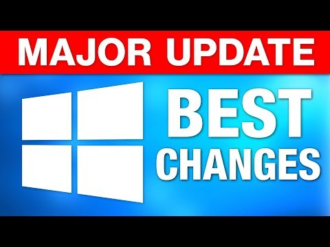 """Windows 10 Major """"May Update"""" - Best New Features! (2019)"""
