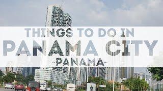 Panama City Panama  city pictures gallery : Panama City Panama in 4K Tourist Attractions