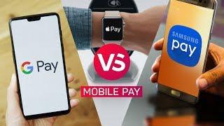 Video Apple Pay vs. Samsung Pay vs. Google Pay: Which is best? MP3, 3GP, MP4, WEBM, AVI, FLV Oktober 2018
