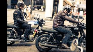 9. The 2018 Triumph New Bonneville T100 Classics ??!