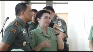 Video KUNJUNGAN PANGDAM VII/WIRABUANA KE KODIM 1408 BS MP3, 3GP, MP4, WEBM, AVI, FLV Mei 2018