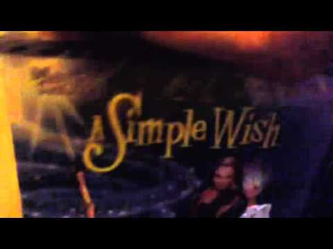 A Simple Wish DVD Unboxing