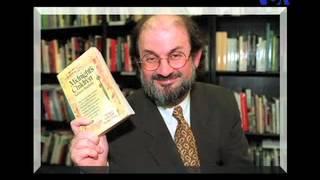 سلمان رشدی+صفحه آخر+صدای آمریکا
