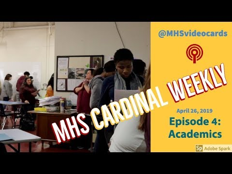 MHS Cardinal Weekly Season 2 Episode 4