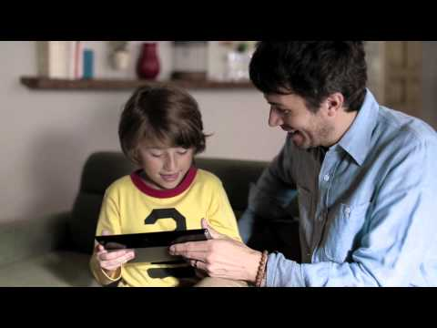 Sony Xperia Tablet S demo videos