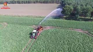 8. Irrigating with Fasterhold FM 4900 Hydro in a potato crop