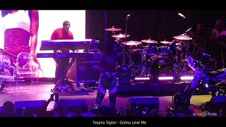 Gonna Love Me || Teyana Taylor