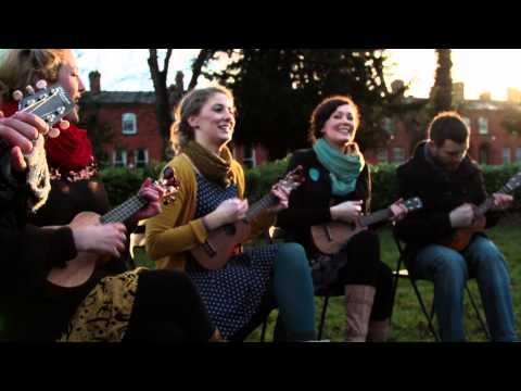 Ra Ra Rasputin – The West Cork Ukulele Orchestra