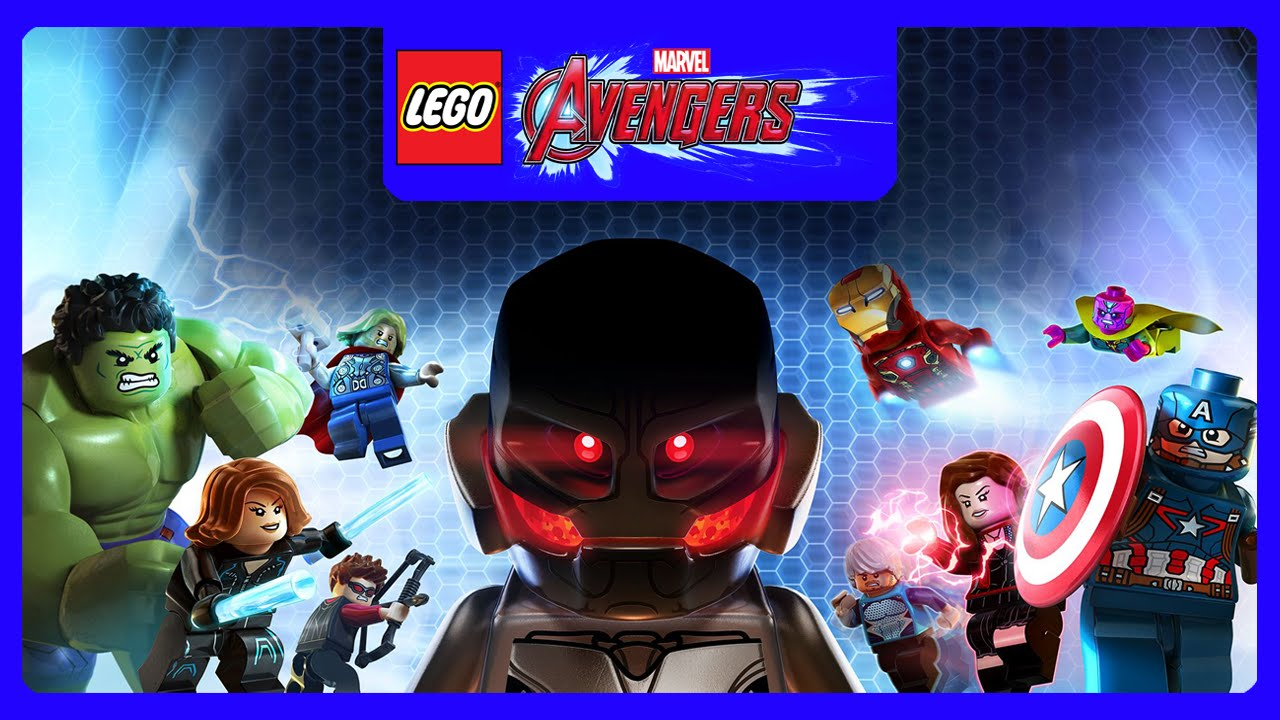 LEGO Los Vengadores – La Pelicula (Español) Full En Español