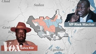 The nightmare civil war in South Sudan, explained Subscribe to our channel! http://goo.gl/0bsAjO Widespread ethnic cleansing,...