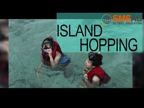 SMEAG Island Hopping Activity 2017