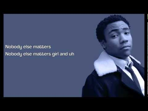 Childish Gambino - L.E.S. (Lyrics on Screen) (видео)