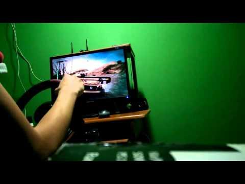 Hama Thunder V5 Racing Wheel GAMES (HD)