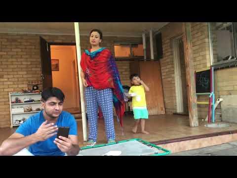 Funny videos - Bande De Kamm   Punjabi Funny Video  Latest Mr Sammy Naz