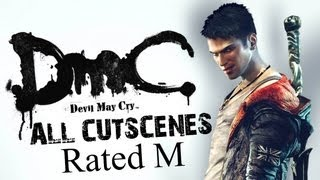 Nonton DMC Devil May Cry 5: All Cutscenes - Rated M (HD) Film Subtitle Indonesia Streaming Movie Download