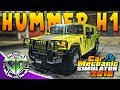 Car Mechanic Simulator 2018  Hummer H1 Alpha Restoration  Pc