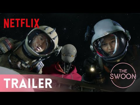 Space Sweepers | Official Trailer | Netflix [ENG SUB]