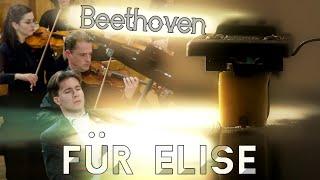 Beethoven - Für Elise for Piano & Orchestra | Morbius Theme
