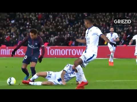 Neymar vs Troyes Home  (29/11/2017)   English Commentary