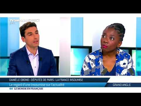 Danièle Obono : Une Insoumise à l'Assemblée nationale française