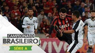Atlético-PR e Botafogo se enfrentaram na Arena da Baixada e fizeram um bom jogo, mas sem bola na rede. No primeiro tempo, o...