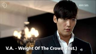 Various Artists - Weight Of The Crown (Instrumental)