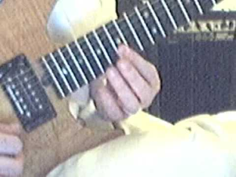 Guitar Lesson:  Learn Advanced Pull-Off Licks (low resolution)