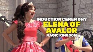 Nonton Princess Elena Of Avalor Royal Induction Ceremony At Magic Kingdom  Walt Disney World Film Subtitle Indonesia Streaming Movie Download