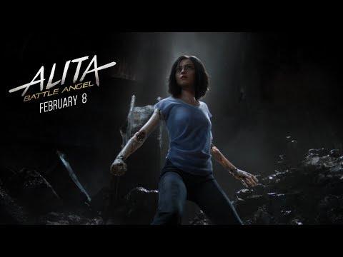Alita: Battle Angel - Promo Clip Latest