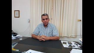 لقاء حصري ومطوّل مع رئيس لجنة الأمناء في مدينة الرملة السيد عدنان الجاروشي