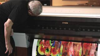 Epson Videos: Printing With Jay Maisel