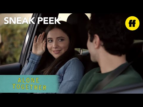 Alone Together | Season 1, Episode 1 Sneak Peek: Walk Of Shame | Freeform