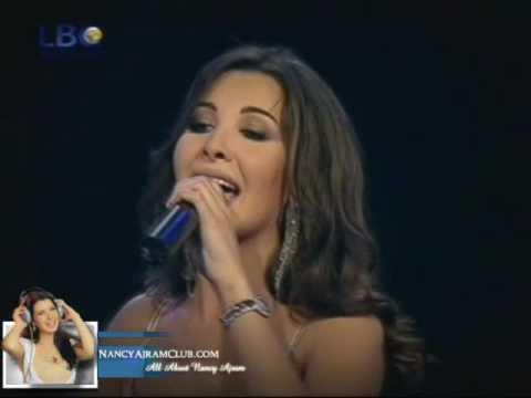 Nancy Ajram Ashtiki Meno LG Concert 2007