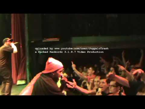 Hopsin Live in Denver - Pans in the Kitchen