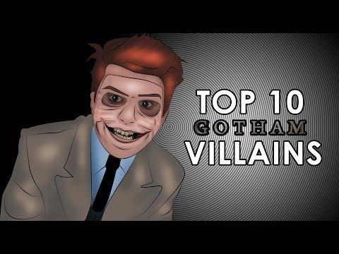 Top 10 Best Gotham Villains
