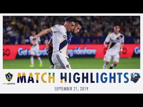 Video: HIGHLIGHTS: LA Galaxy vs. Montreal Impact | September 21, 2019