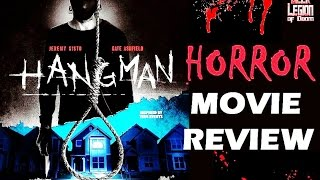 Nonton Hangman   2016 Jeremy Sisto   Found Footage Horror Movie Review Film Subtitle Indonesia Streaming Movie Download