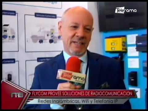 Flycom provee soluciones de radiocomunicación redes inalámbricas, Wifi y Telefónica IP