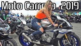 Video MOTOCARRERO 2019! - AMAZING Superbikes in Brazil, Loud exhausts & BURNOUTS! MP3, 3GP, MP4, WEBM, AVI, FLV Juni 2019