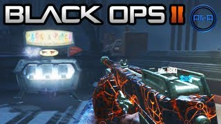 "NEW! ""PACK-A-PUNCH"" Machine! - Mob Of The Dead Zombies Gameplay - Black Ops 2 Uprising Map Pack"