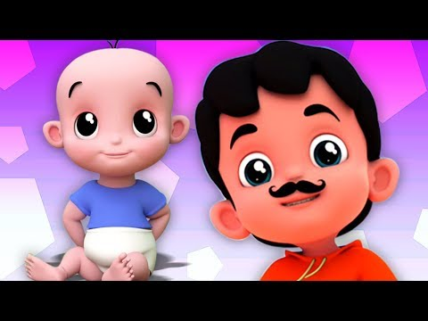 Johny johny ja papa | für Babys | Johny Johny Yes Papa | Kids Tv Deutschland | Deutsch Kinderlieder