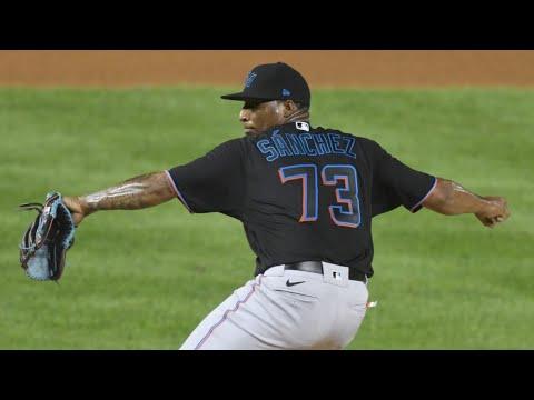 Sixto Sanchez's MLB Debut