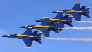 Video 2017 Blue Angels NAF El Centro Air Show MP3, 3GP, MP4, WEBM, AVI, FLV Juni 2019