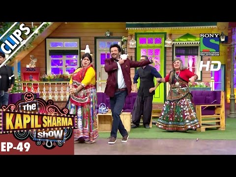 Bumper and Pushpa met Anil Kapoor -The Kapil Sharma Show-Ep.49-8th Oct 2016