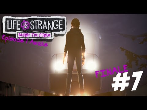 Pelataan Life is Strange: Before The Storm Episode 1 - Awake p7 [Finale]