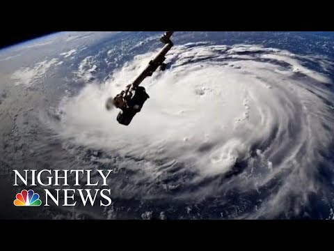 States Of Emergency Declared Ahead Of Hurricane Florence | NBC Nightly News