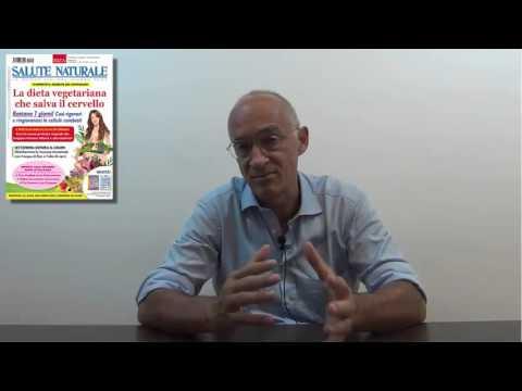 dott. vittorio caprioglio - una dieta vegetariana aiuta il cervello