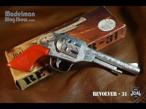 Peso ideal - Revolver 31 de Juguetes JOAL